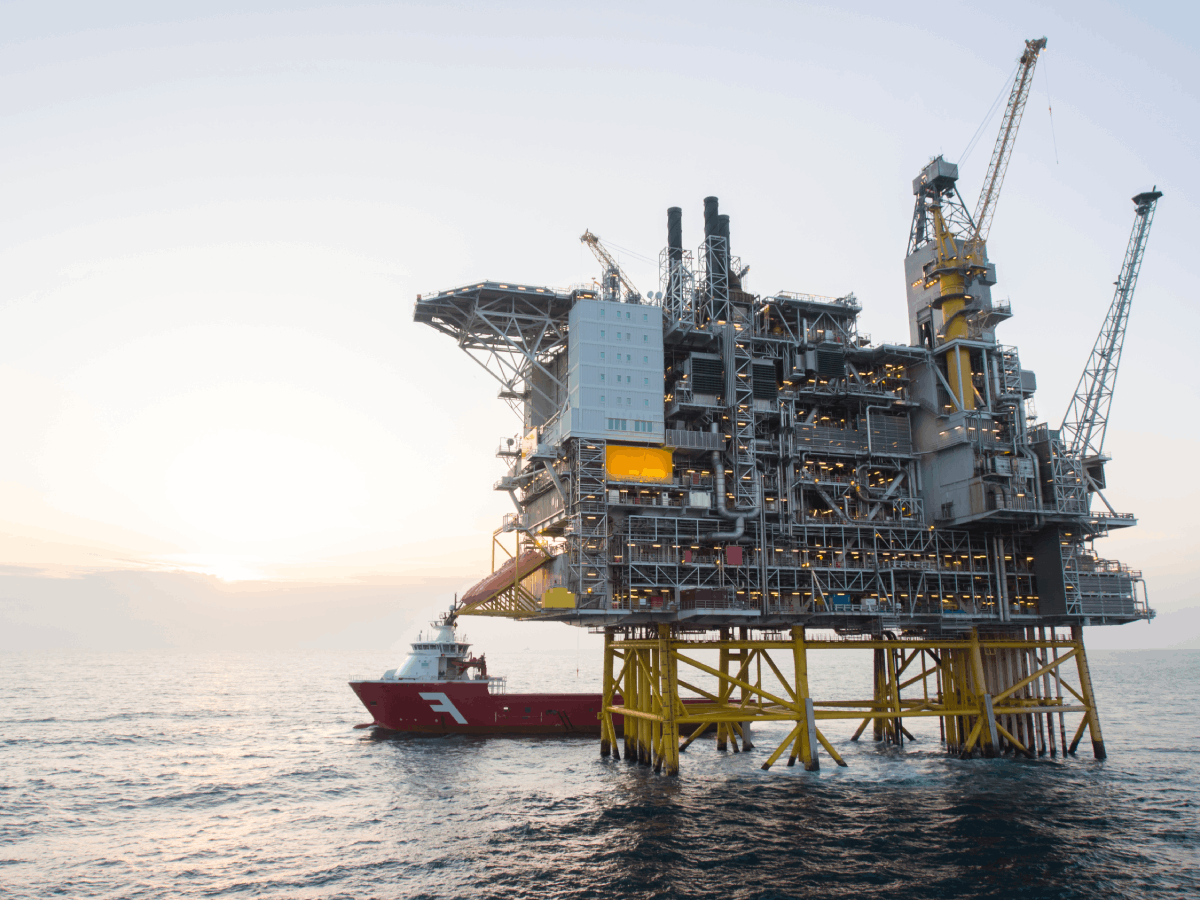 Production & Exploration in Oil and Gas – Upstream Sector
