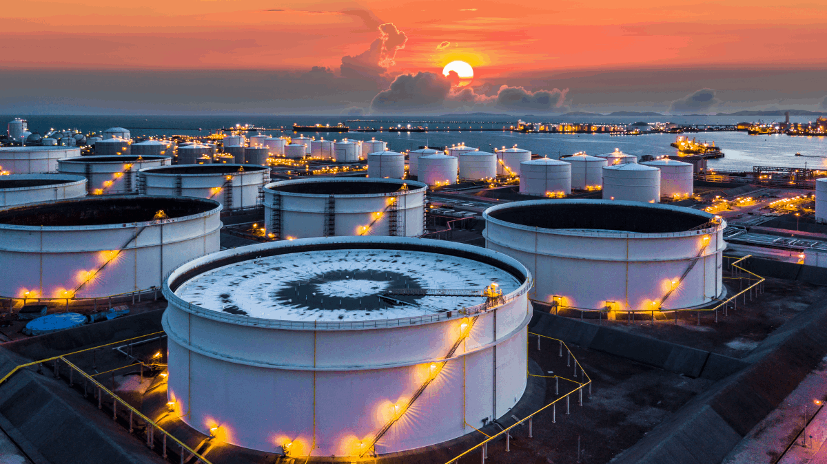 What is the Midstream sector in Oil and Gas?